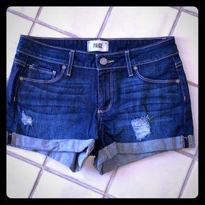 🆕Paige denim shorts
